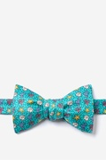 In Deep Water Butterfly Self Tie Bow Tie by Alynn Bow Ties