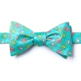 Octopodes Butterfly Self Tie Bow Tie by Alynn Bow Ties