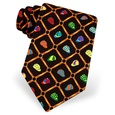 Bits & Caps Tie by Alynn Novelty
