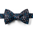Lookin' Sharp Self Tie Bow Tie by Alynn Novelty