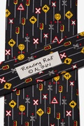 Reading Rail Tie by Alynn Novelty
