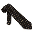 Sock Monkey Tie For Boys by Alynn