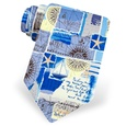 Down By The Sea Tie by Alynn