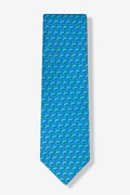 Drinks Like A Fish Tie by Alynn