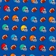 Football & Helmets Tie For Boys by Alynn Novelty