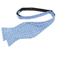 Golf Balls & Tees Butterfly Self Tie Bow Tie by Alynn Bow Ties