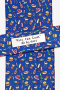 Kiss The Cook Tie by Alynn