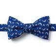 Marlin And Stars Butterfly Bow Tie by Alynn Bow Ties