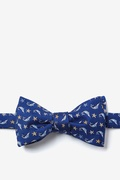 Marlin And Stars Self Tie Bow Tie by Alynn Bow Ties