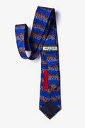 Merry Christmas Tie For Boys by Alynn Novelty