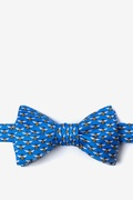 Micro Bees Self Tie Bow Tie by Alynn Bow Ties