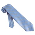Micro Sailboat Boys Tie by Alynn Novelty