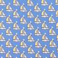 Micro Sailboat Tie For Boys by Alynn Novelty