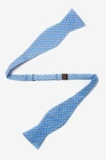 Micro Sailboats Butterfly Bow Tie by Alynn Bow Ties