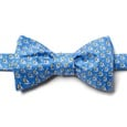 Micro Sailboats Self Tie Bow Tie by Alynn Bow Ties