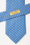 Micro Sailboats Tie by Alynn