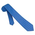 Micro Sharks Tie For Boys by Alynn