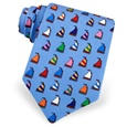 Rainbow Fleet Tie by Eric Holch for Alynn Neckwear