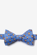 Saddles & Shoes Butterfly Self Tie Bow Tie by Alynn Bow Ties