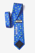 Sea Turtles Tie by Alynn