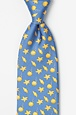 Seashells Tie by Eric Holch for Alynn Neckwear