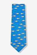Sharks Tie by Alynn Novelty