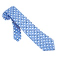 Snowmen Tie For Boys by Alynn