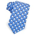 Snowmen Tie For Boys by Alynn Novelty