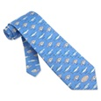 Southern Grand Slam Tie by Eric Holch for Alynn Neckwear