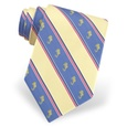 Woven Seahorse Tie by Alynn Novelty