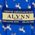 Zebras Tie For Boys by Alynn Novelty