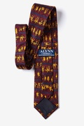 Ancient Greek Warriors Tie by Alynn