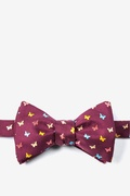 Flutterbys Self Tie Bow Tie by Alynn Novelty