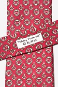 Holiday Preserves Tie by Alynn