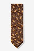 Partridge In A Pear Tree Tie by Alynn