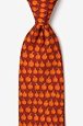 Pumpkin Patch Tie by Alynn