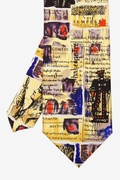 Shakespeare Tie by Alynn Novelty