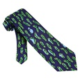 Birdie's Eye View Tie by Alynn