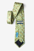 Groundhog Day Tie by Alynn Novelty