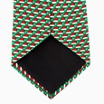 Micro Santa Caps Tie by Alynn Novelty