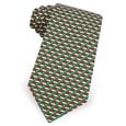 Micro Santa Caps Tie For Boys by Alynn Novelty