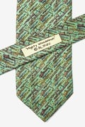 Mighty Woodwinds Tie by Alynn