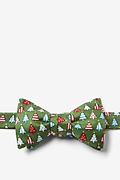 Pa-tree-otic Butterfly Self Tie Bow Tie by Alynn Bow Ties