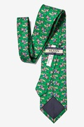 Santa's Other Sleigh Tie by Alynn Novelty