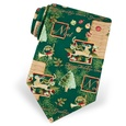 Season's Greetings Tie by Alynn Novelty
