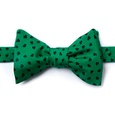 Shamrocks Butterfly Bow Tie by Alynn Bow Ties