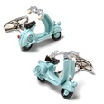 Gotta Scoot Cufflink by Alynn