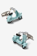 Gotta Scoot Cufflink by Alynn Novelty