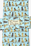 Big Paws Tie by Alynn Novelty