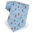 Groundhog Day Tie by Alynn